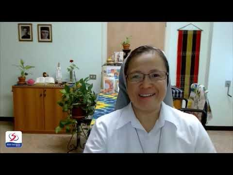 Acolhida do dia 05 de agosto - Ir Runita Borja
