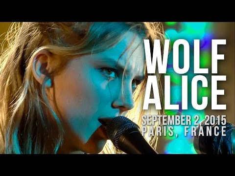 Wolf Alice - 2015.09.02 - Canal+ Studios, Paris, France [Full performance]