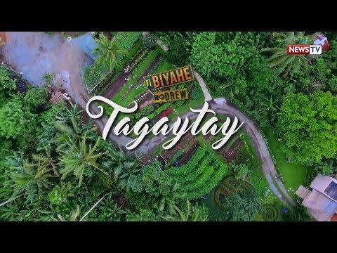 Biyahe ni Drew: What to do in Tagaytay? (full episode)