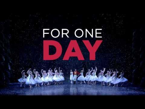 WORLD BALLET DAY LIVE RETURNS ON OCTOBER 4, 2016