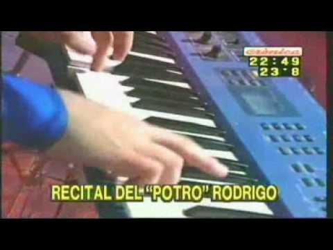 Recital de Rodrigo en CM-7