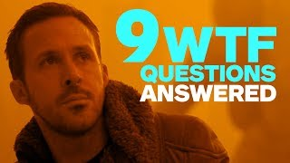 Blade Runner 2049 Director Answers 9 WTF Questions