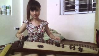 Mytranh Nguyen - Con Bướm Xuân(Đàn Tranh)