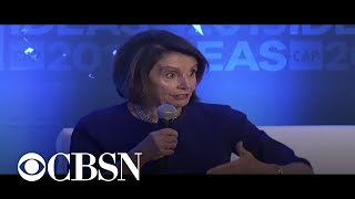 Doctored videos of Nancy Pelosi spread online
