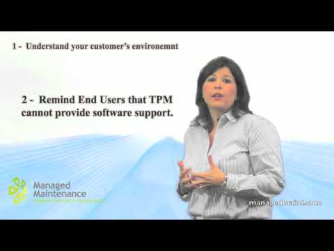 Ideas for Protecting your Business: Selling against Third Party Maintenance Providers
