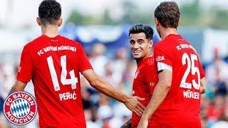 Goalfest in FC Bayern Dream Match! | Vilshofen Rot Weiß - FC Bayern 1-13 | Full Game