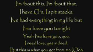 git fresh - blow me a kiss lyrics