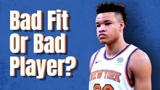 What's Wrong With Kevin Knox?