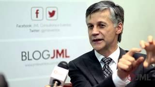 JML Consultoria & Eventos - 5º Congresso de Gestão da JML - Entrevista Prof: Rui Wagner R. Sedor
