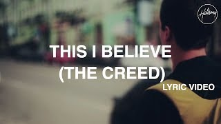 'This I Believe' |  Hillsong Worship (Lyric Video)