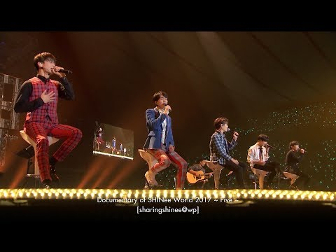 SHINee World 2017 - Unplugged Medley