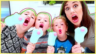 TURNING MY FAMILY INTO MIRANDA SINGS!
