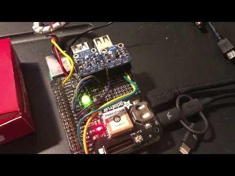 The Raspberry Pi 4 is now on BLINKA!