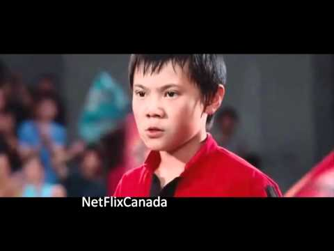 The Karate Kid Final Fight (Dre Vs Cheng) Never Say Never