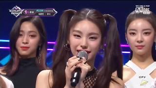 JYP NEW GIRL GROUP ITZY  INTERVIEW SPEAKING ENGLISH