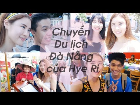 베트남 다낭 여행 Chuyến  Du lịch  Đà Nẵng  của Hye Ri (with 이승인)