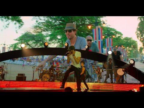 Enrique Iglesias Bailando Paris/Bercy 2014 Live HD!