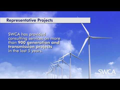 SWCA Wind Energy Video