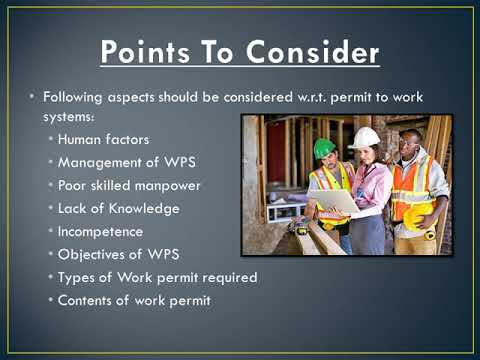 Importance of Work Permit