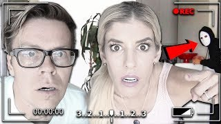 FOUND Secret Hidden Camera in our House! (Spying by Game Master in Real Life)