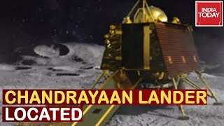 ISRO Locates Chandrayaan-2 Lander On Moon, But Yet To Make Contact