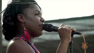 Ibibio Sound Machine Live at Reggae on the River 2017