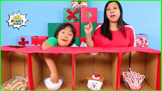 What's in the BOX Holiday Christmas Surprise Edition!!!