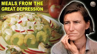 Weird Foods People Ate to Get Through the Great Depression