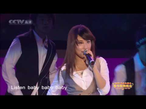 2009.01.25 Chinese New Year Dance Festival - Zhang Li Yin - One More Try