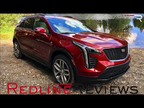 2019 Cadillac XT4 Sport – The Modern Small Caddy Reborn ...