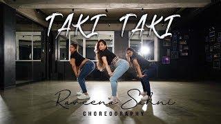 Taki Taki | Dj Snake ft. Selena Gomez | Raveena Sahni Choreography