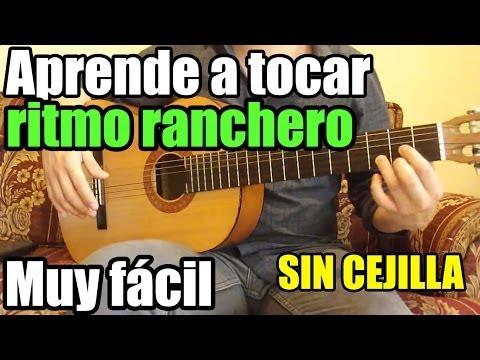 Como tocar música ranchera (Vals Ranchero)  Parte 1 de 2