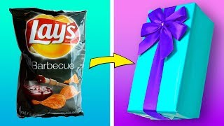 27 CHEAP GIFT WRAPPING IDEAS THAT WILL SAVE YOUR LIFE