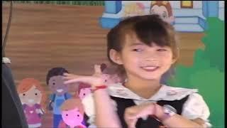 Music festival for children- khmer song ,children song, cute girl