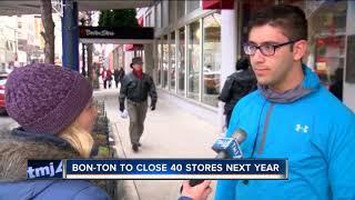 Boston Store parent company closing 40 locations