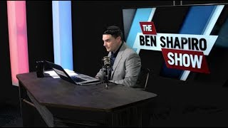 Ben Shapiro on How Leftists try to Silence Conservative Voices