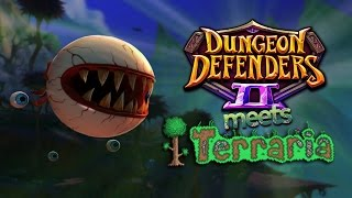 Terraria Update Release Trailer | Dungeon Defenders II