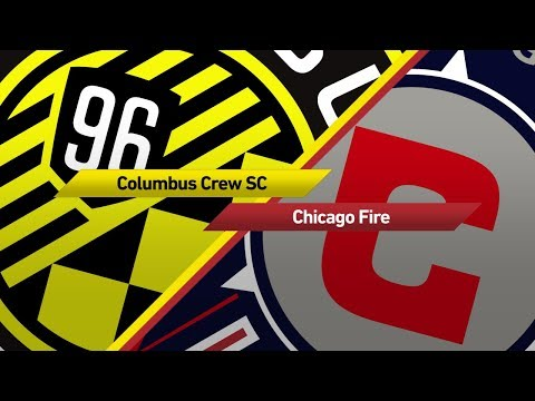 Columbus Crew vs Chicago Fire