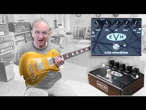 MXR 5150 Van Halen Overdrive