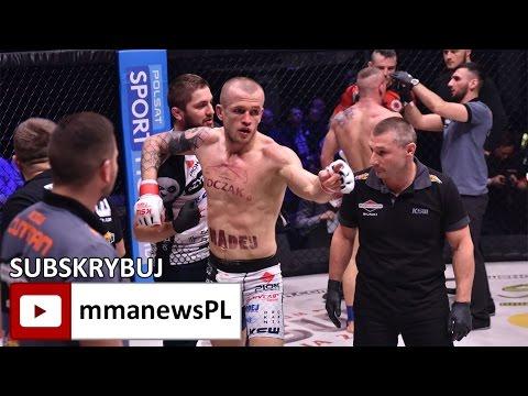 KSW 38: Kamil Szymuszowski gotowy wejść na zastępstwo na Stadionie Narodowym (+video)