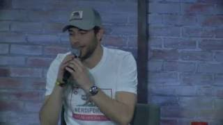 Nerd HQ 2016: A Conversation with Zachary Levi (Day 1, #2)