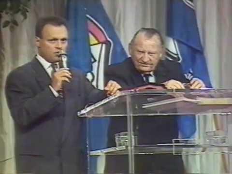 Милостта на Бога е вечна - сесия от семинар състоял се в гр. Хостен, Швеция, през 1994 година
