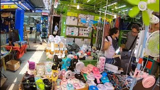 【Hong Kong Walk Tour】Shopping in Sham Shui Po and Mong Kok