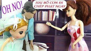 Chibi học nói theo bố - B268S - Nữ hoàng búp bê baby doll