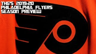 2019-20 Philadelphia Flyers Season Preview