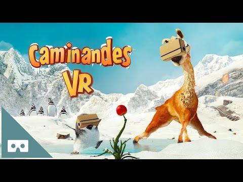 Caminandes VR Demo by Blender Foundation