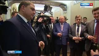 Владимир Путин в неформальной обстановке поздравил бывших и действующих руководителей регионов