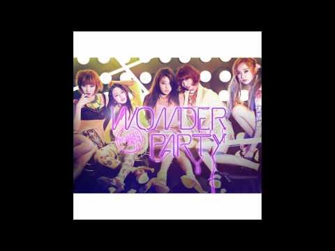 [ 04. Wonder Girls (원더걸스) - Girlfriend ]