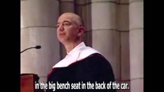 Amazon founder Jeff Bezos delivers speech at Princeton University - Engsub