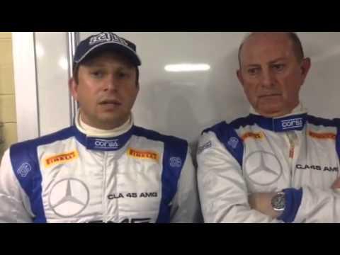 Nossos pilotos no Mercedes-Benz Challenge: Lorenzo e Paulo Varassin